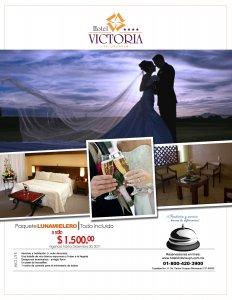 DESCUENTOS ESPECIALES PARA AGENTES DE VENTA. HOTEL VICTORIA