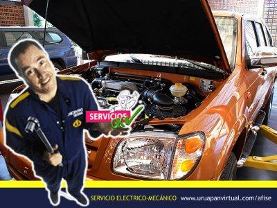 Por temporada: Servicio Completo para tu auto.