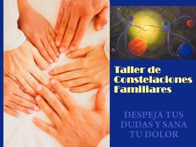 TALLER DE CONSTELACIONES FAMILIARES.