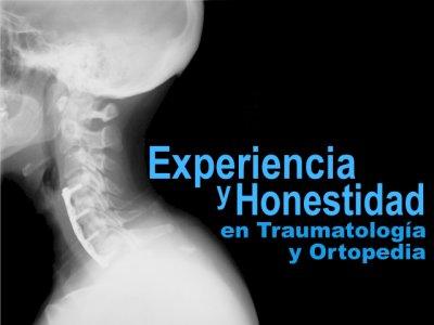 Experiencia y Honestidad en Traumatología y Ortopedia
